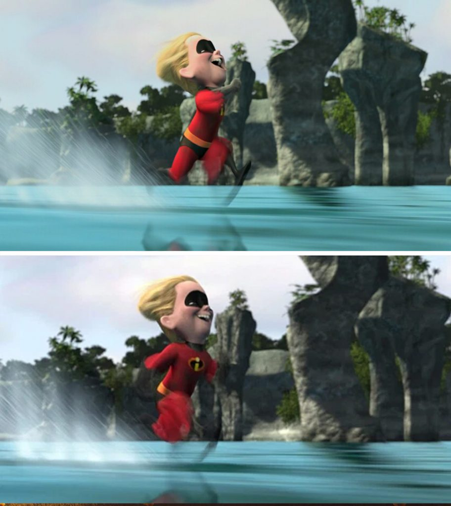 The Incredibles | 12 Really Cool Details in Pixar Movies No One Spotted Until Now | Zestradar