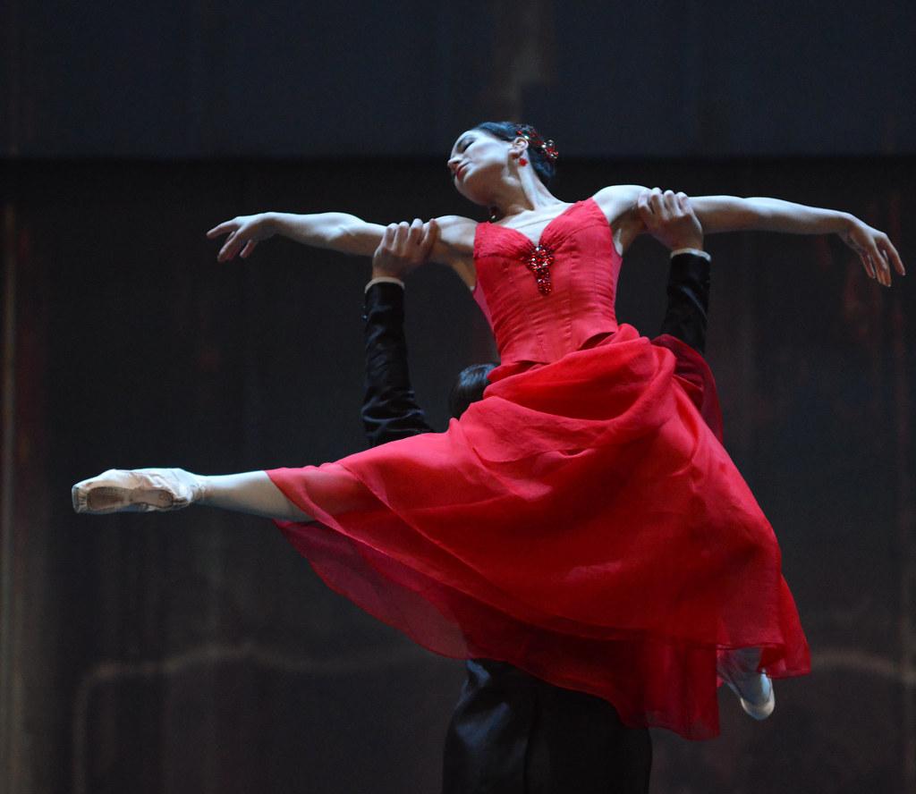 Диана Вишнева | ТОП-8 лучших балерин современности | Zestradar