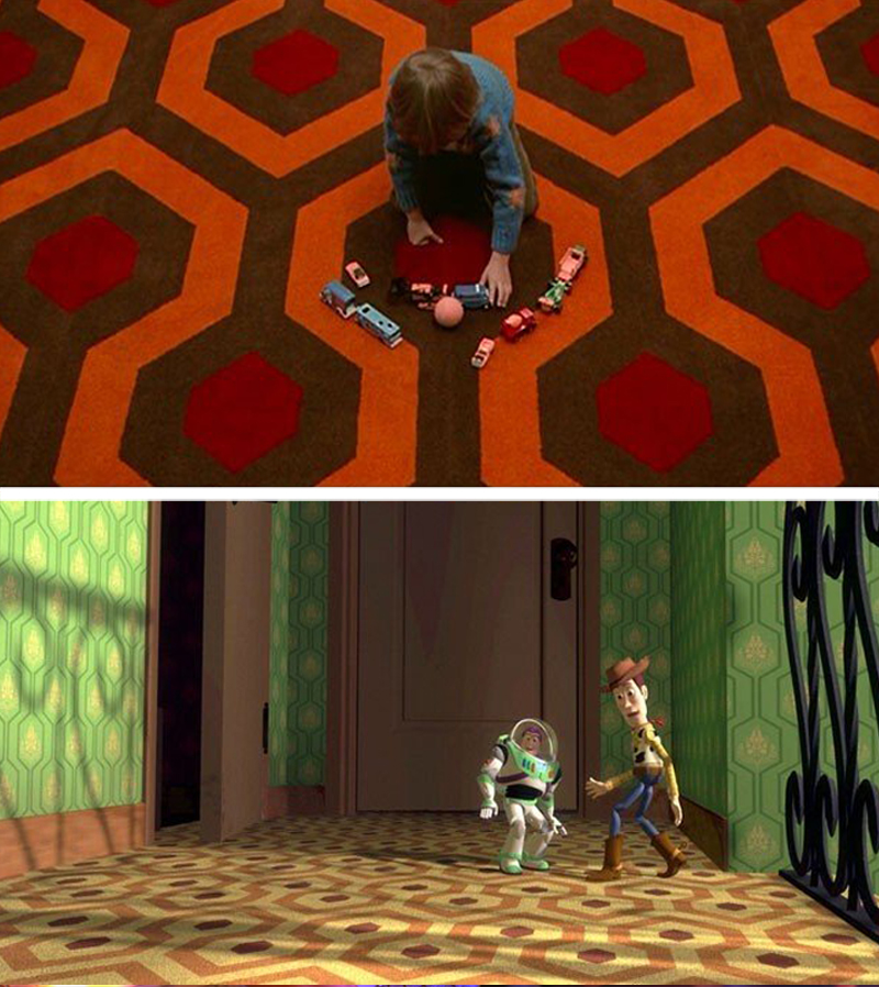 Toy Story | 12 Really Cool Details in Pixar Movies No One Spotted Until Now | Zestradar