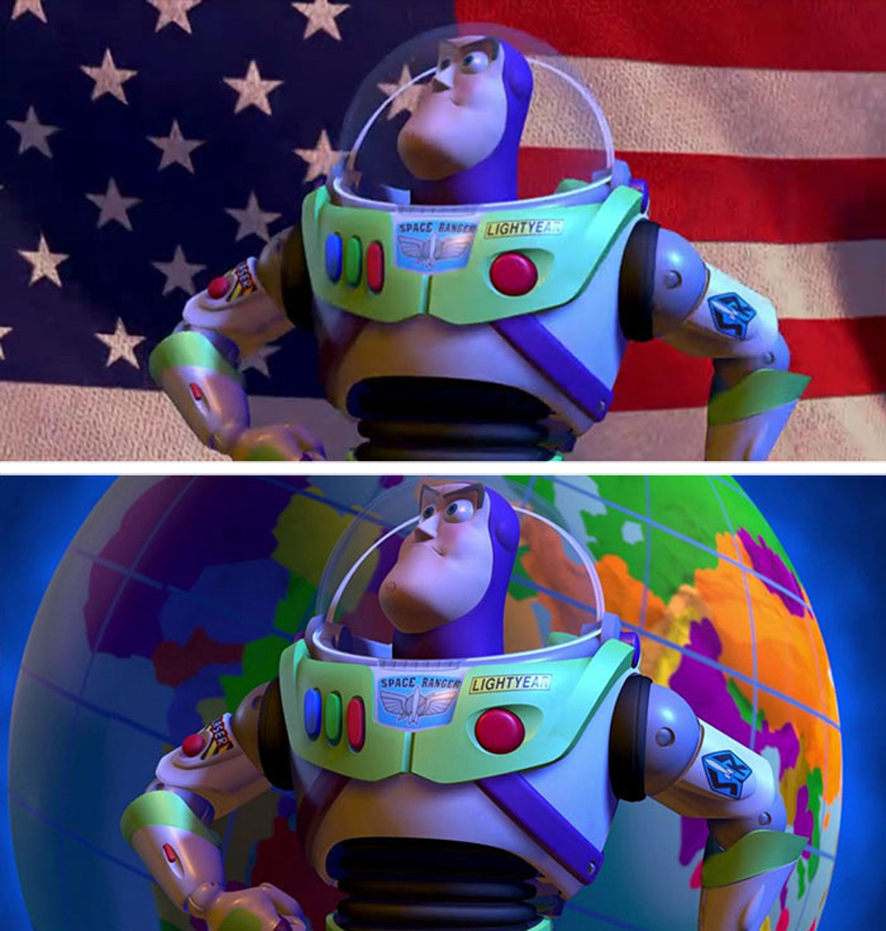 Toy Story 2 | 12 Really Cool Details in Pixar Movies No One Spotted Until Now | Zestradar