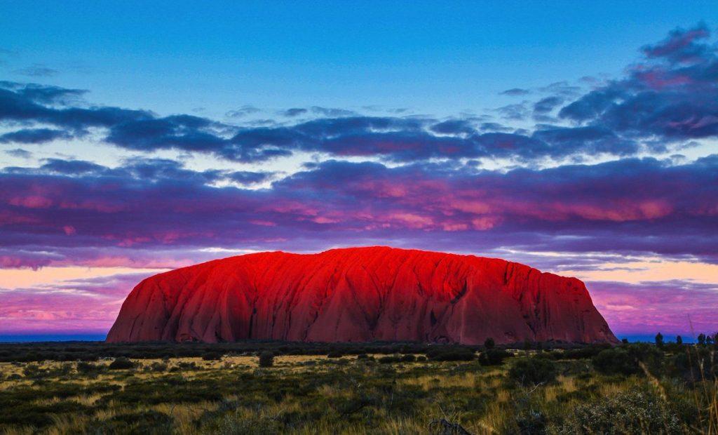 Uluru (Australia) | 10 of the World's Best Sunset Spots | Zestradar