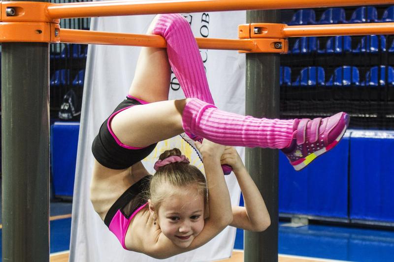 #4 | Варвара Гордеева – самый гибкий ребенок в мире | Zestradar