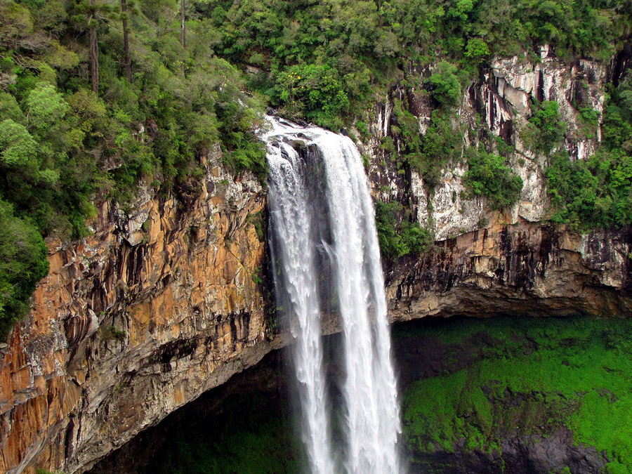 Водопад Карако | Самые удивительные водопады планеты | Zestradar