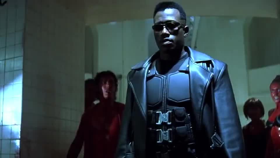 «Блейд», 1998 | 10 лучших фильмов про супергероев | Zestradar