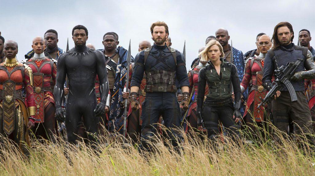 «Мстители: Война бесконечности», 2018 | 10 лучших фильмов про супергероев | Zestradar