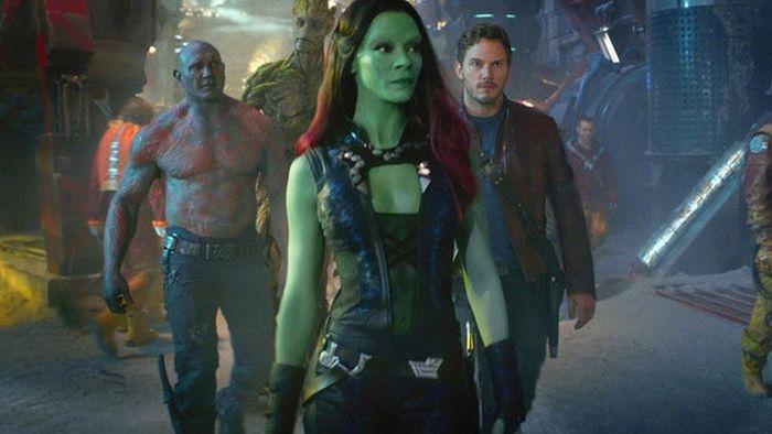 «Стражи Галактики», 2014 | 10 лучших фильмов про супергероев | Zestradar