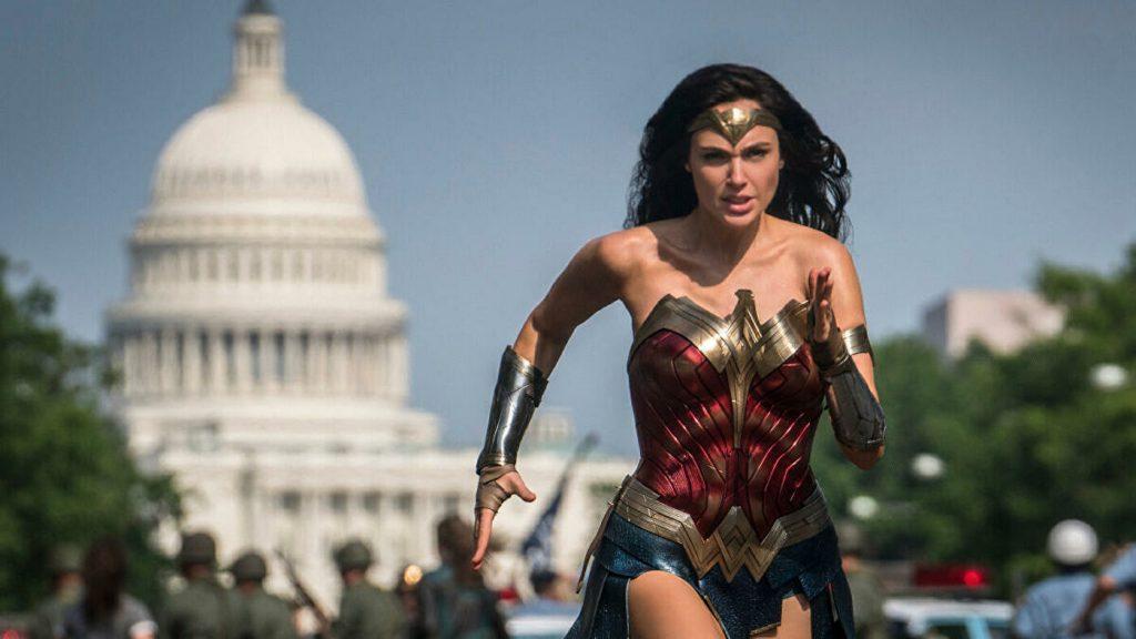 «Чудо-женщина», 2017 | 10 лучших фильмов про супергероев | Zestradar