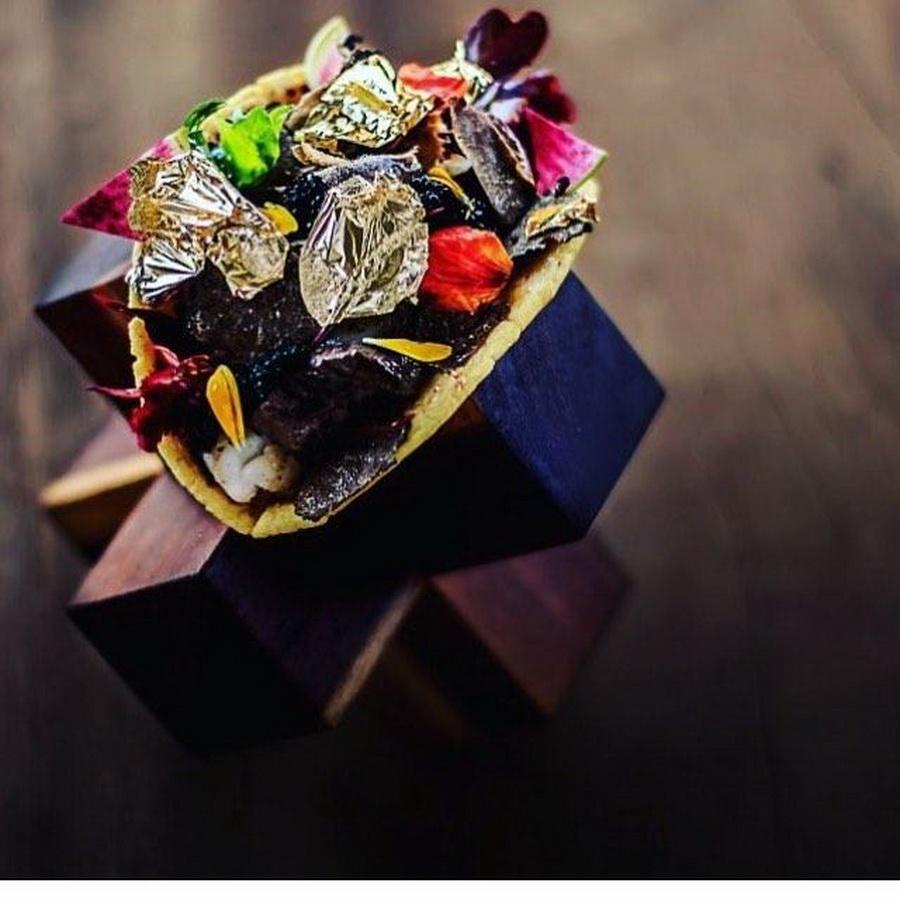 «Самый дорогой тако в мире», Frida  | 10 ресторанов, в которые люди хотят попасть ради одного блюда | Zestradar