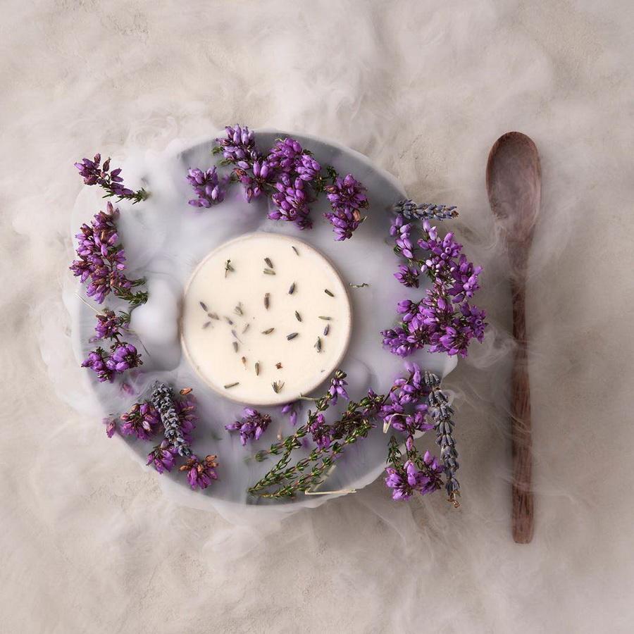 «Мороженое из вереска», Hide | 10 ресторанов, в которые люди хотят попасть ради одного блюда | Zestradar