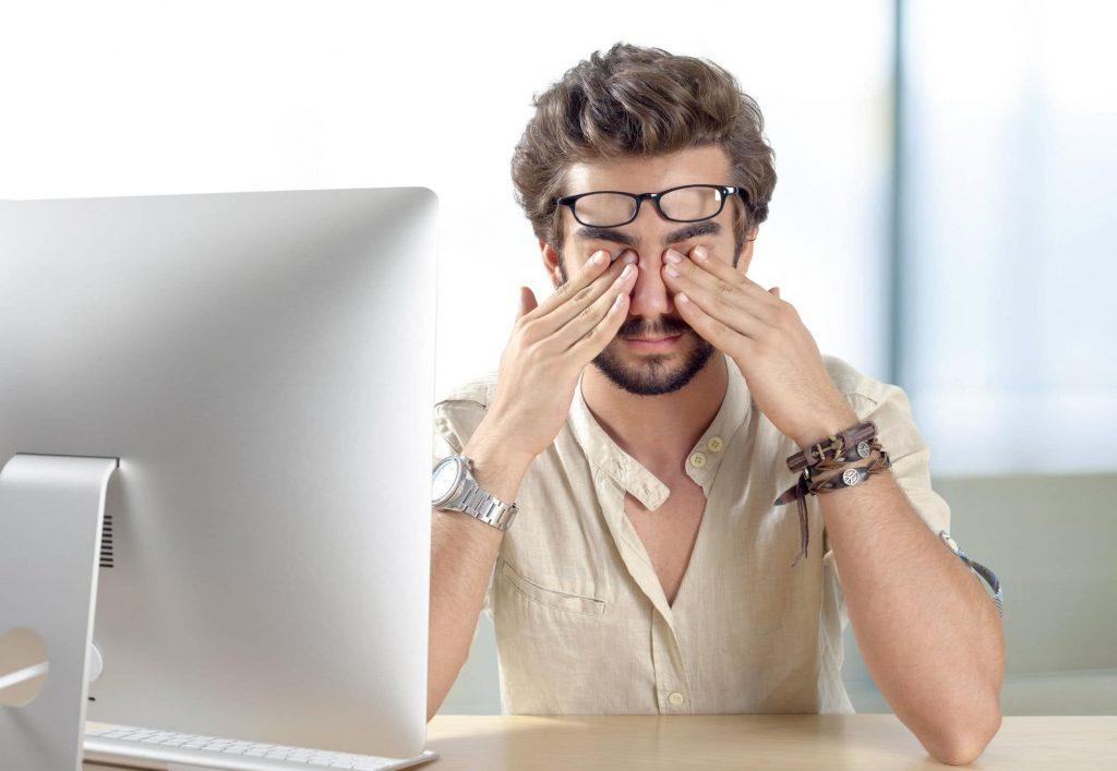 Проблемы с глазами | 7 скрытых симптомов COVID-19 | Zestradar