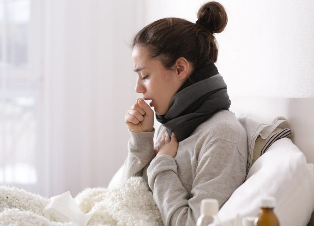Кашель   7 скрытых симптомов COVID-19   Zestradar