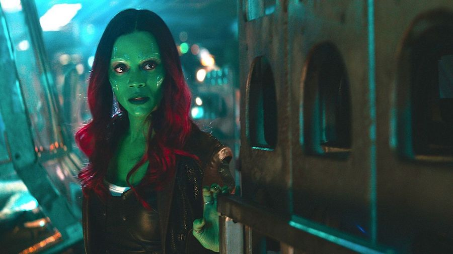 Gamora, Guardians of the Galaxy | 8 Greatest Women Of Marvel Universe | Zestradar