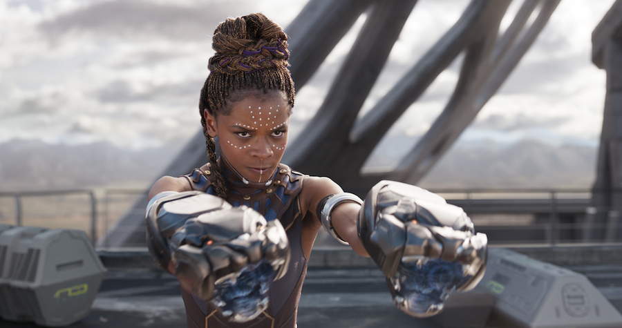 Shuri, Black Panther | 8 Greatest Women Of Marvel Universe | Zestradar