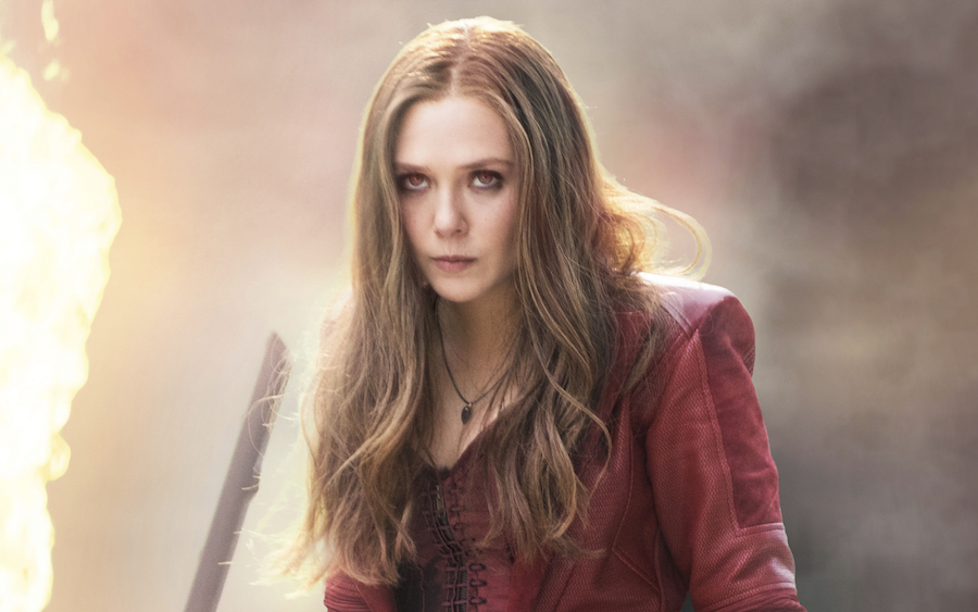 Scarlet Witch  | 8 Greatest Women Of Marvel Universe | Zestradar