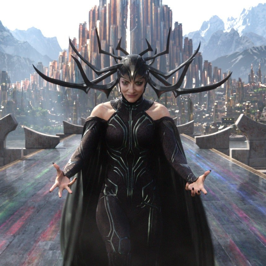 Hela  | 8 Greatest Women Of Marvel Universe | Zestradar