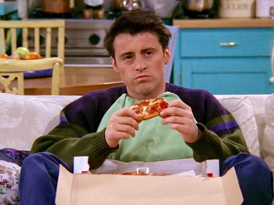 4. Matt Le Blanc Seemed Scary At First   8 Secrets About FRIENDS You Had No Idea About   Brain Berries