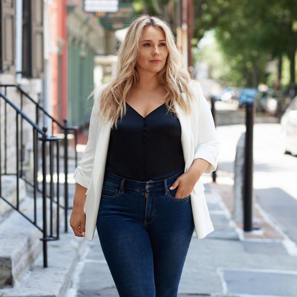 Марина Булаткина | 8 самых привлекательных блоггеров plus-size | Zestradar