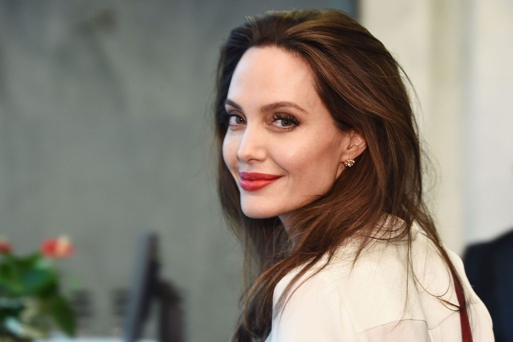 Angelina Jolie | Seven Celebrities Who Have Feuded With Oprah | Zestradar