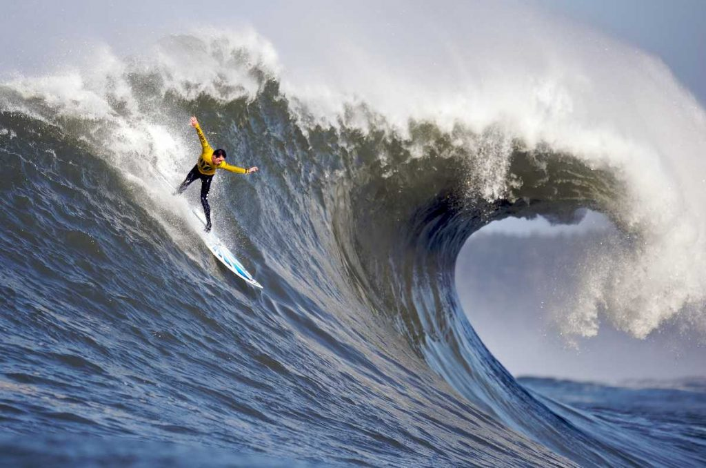 Top 9 Craziest Big-Wave Surfing Destinations #3 | Brain Berries