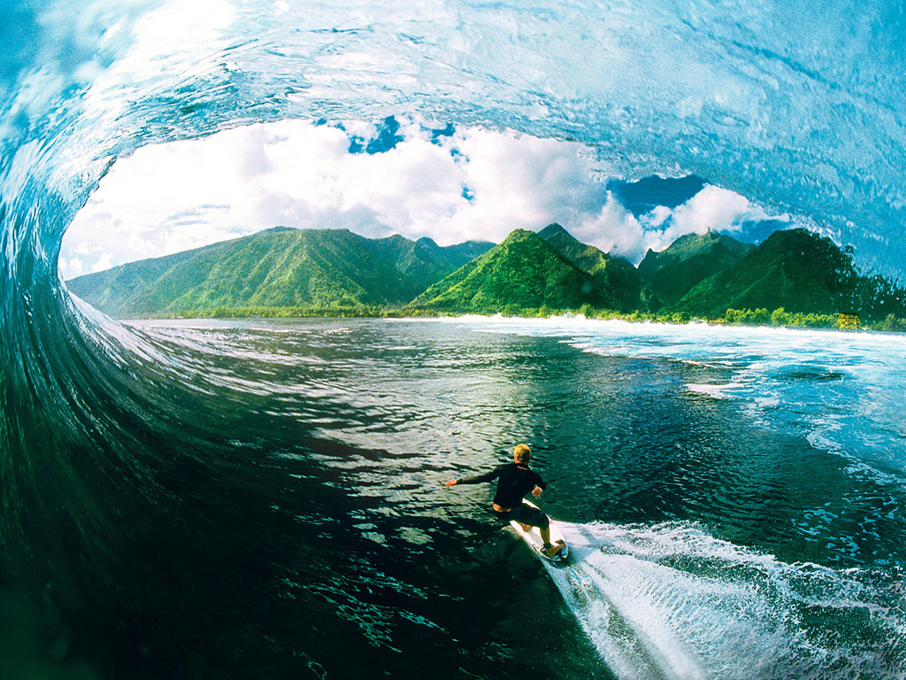 Top 9 Craziest Big-Wave Surfing Destinations #4 | Brain Berries