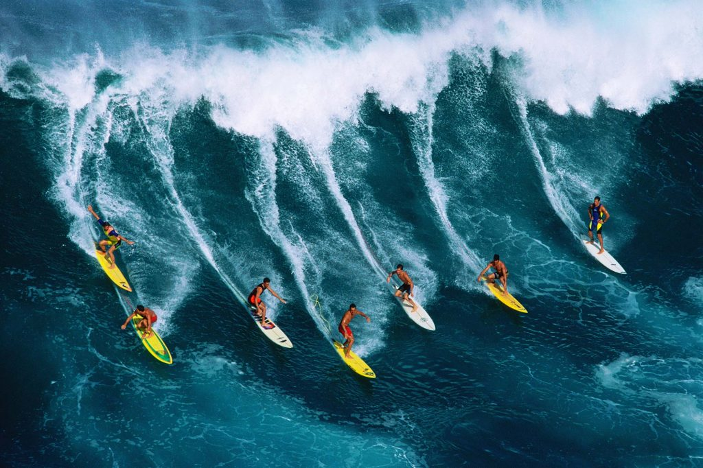 Top 9 Craziest Big-Wave Surfing Destinations #5 | Brain Berries