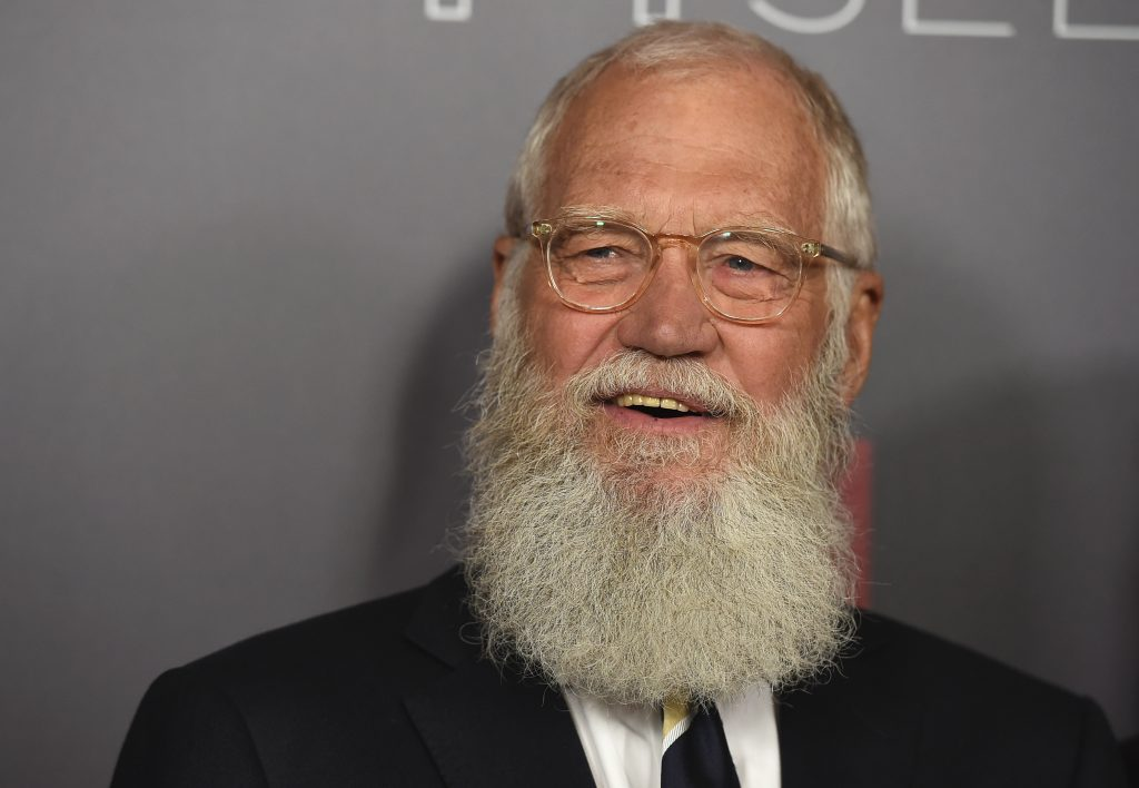 David Letterman | Seven Celebrities Who Have Feuded With Oprah | Zestradar