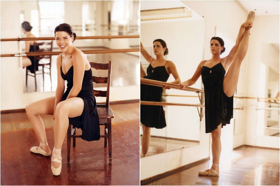 Neve Campbell | Famous Actresses Who Could've Become Ballerinas | Zestradar