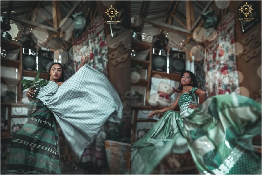 #6 | Filipino Creative Proves You Don't Need Much For A Gorgeous Photoshoot | Zestrdadr