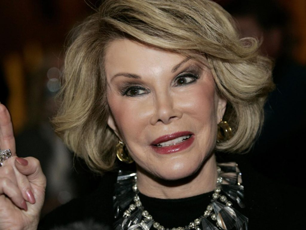 Joan Rivers | Seven Celebrities Who Have Feuded With Oprah | Zestradar