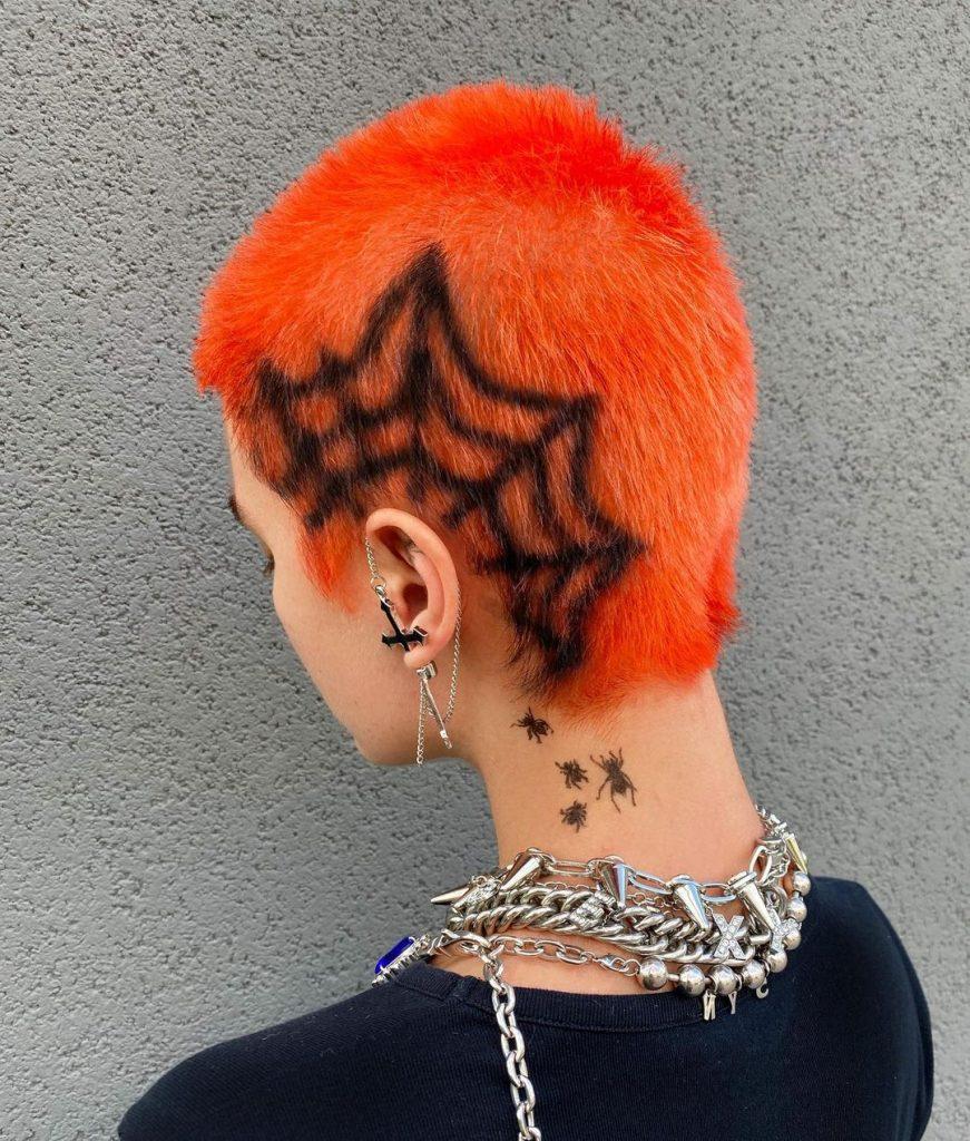 #10 | Красим волосы в безумные цвета, как Ребекка Матейдес | Zestradar