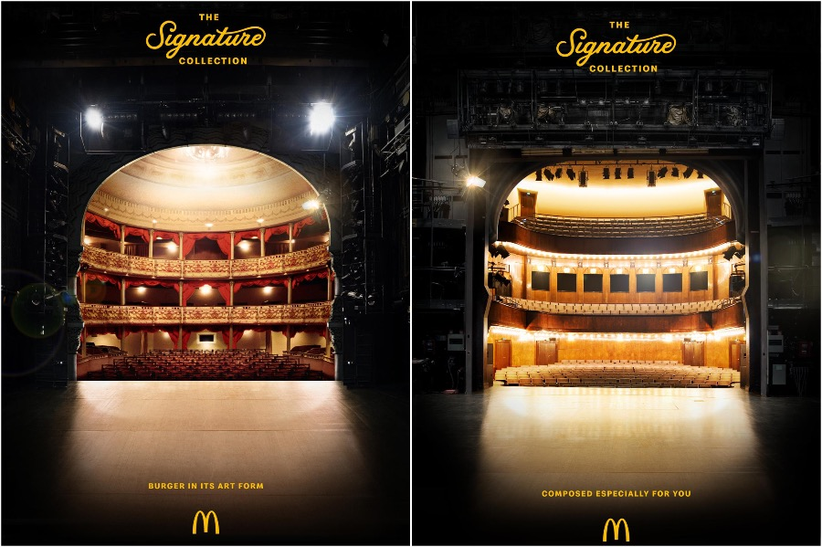 Signature Collection | The Best and Most Creative McDonald's Ads | Zestradar