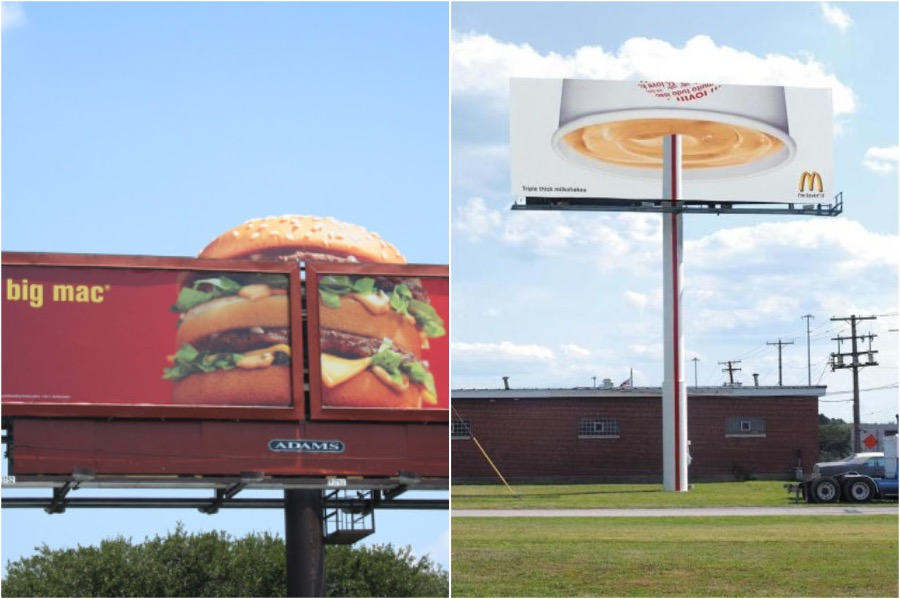 Super Size Everything | The Best and Most Creative McDonald's Ads | Zestradar