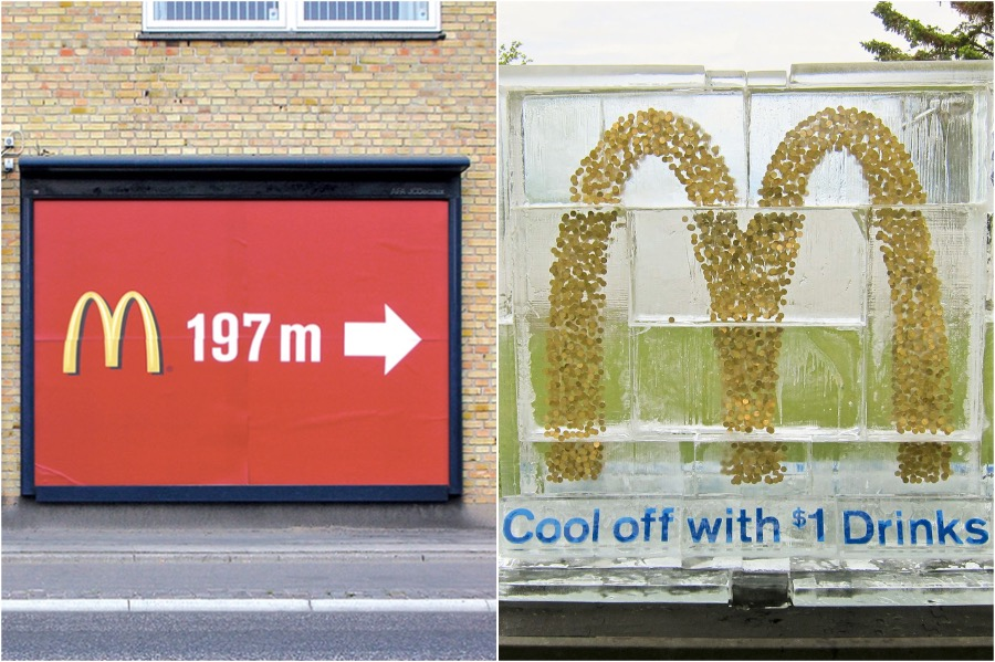 Convenience At Its Best | The Best and Most Creative McDonald's Ads | Zestradar