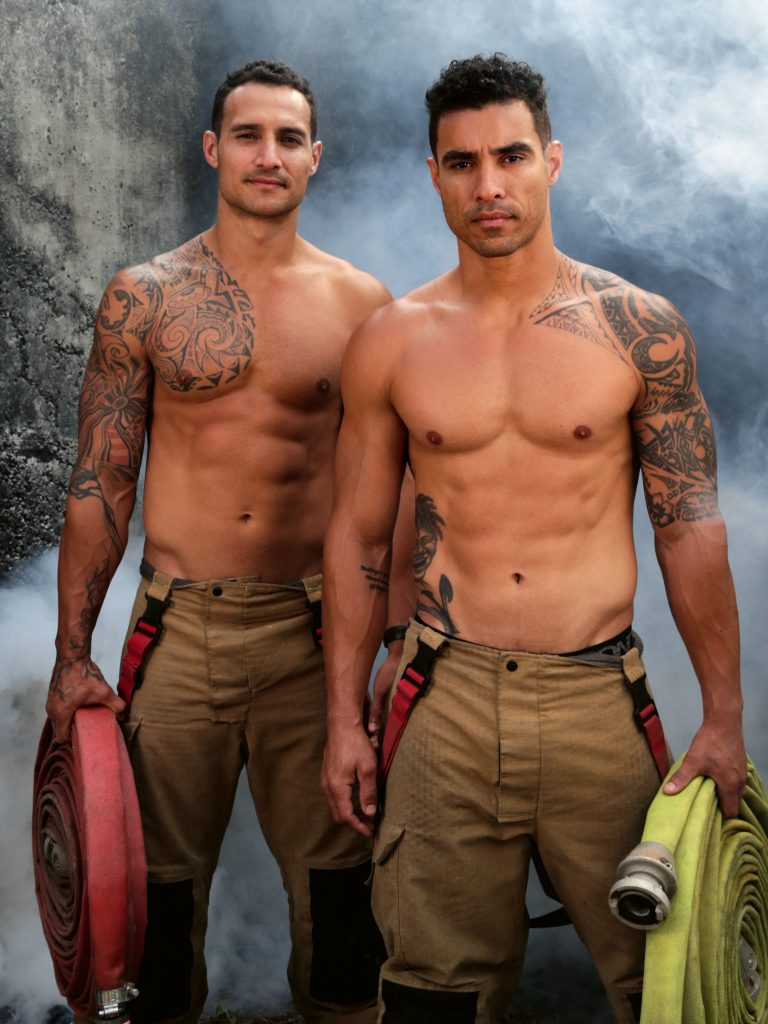#3 | Календарь австралийских пожарных: то,  что нужно в 2020 | Zestradar