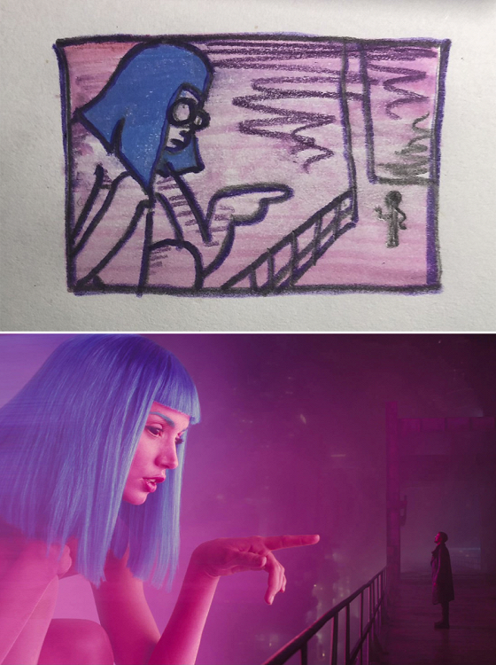 Iconic Movie Scenes Drawn By A Toddler (But Not Really) #3 | Brain Berries
