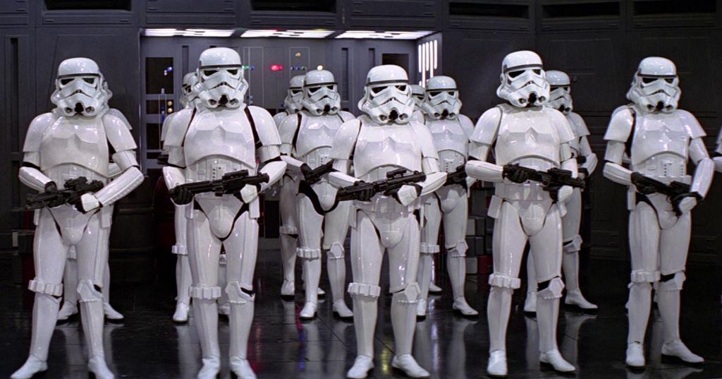 «Звездные войны: Новая надежда» | Ошибки, которые режиссеры специально оставили в фильмах | Zestradar