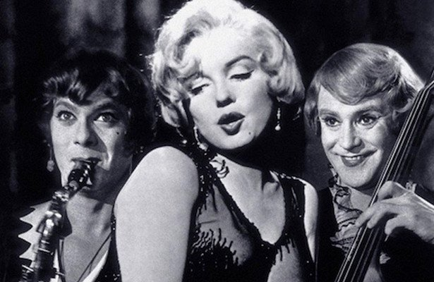 «В джазе только девушки» | Самые популярные голливудские фильмы в СССР | Zestradar