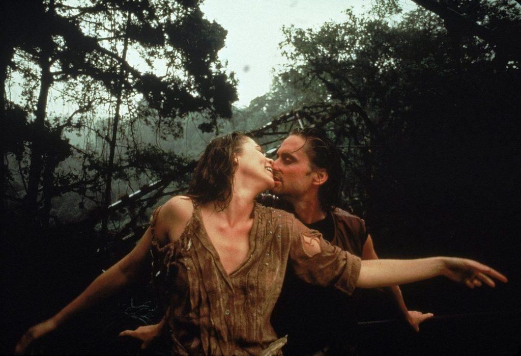 «Роман с камнем» | Самые популярные голливудские фильмы в СССР | Zestradar