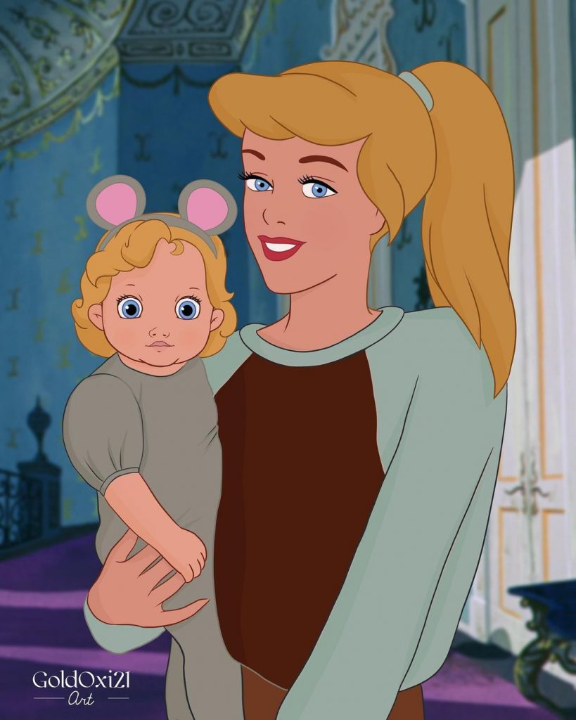 What Happened to the Disney Princesses In Their Happy Ever After? #6   Brain Berries
