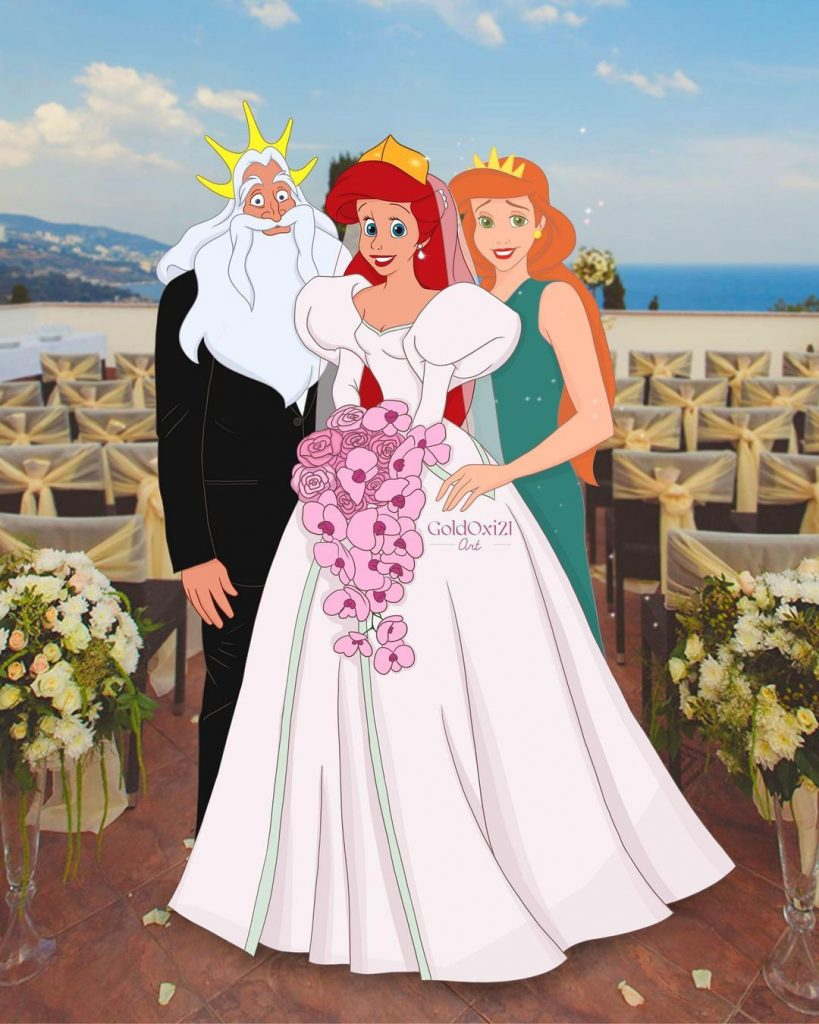 What Happened to the Disney Princesses In Their Happy Ever After? #7   Brain Berries