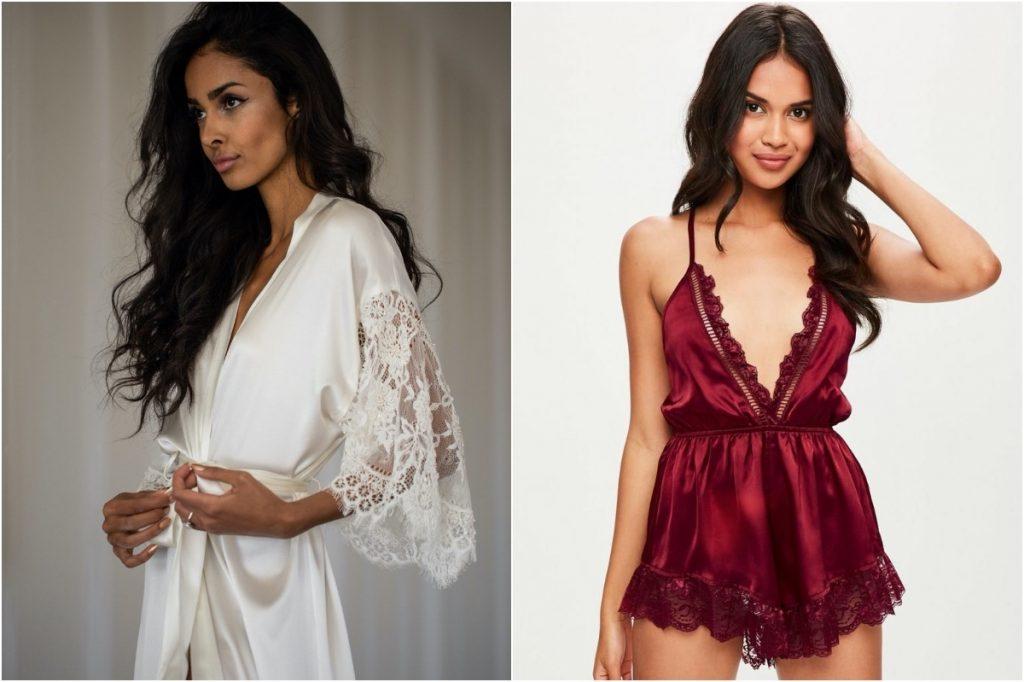 Nightgowns | 10 Ordinary Women's Fashion Statements That Men Find Sexy | Zestradar