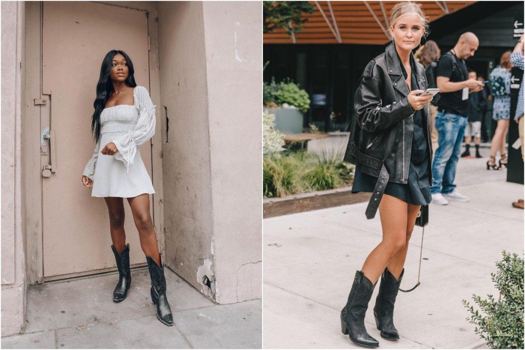 Cowboy Boots | 10 Ordinary Women's Fashion Statements That Men Find Sexy | Zestradar