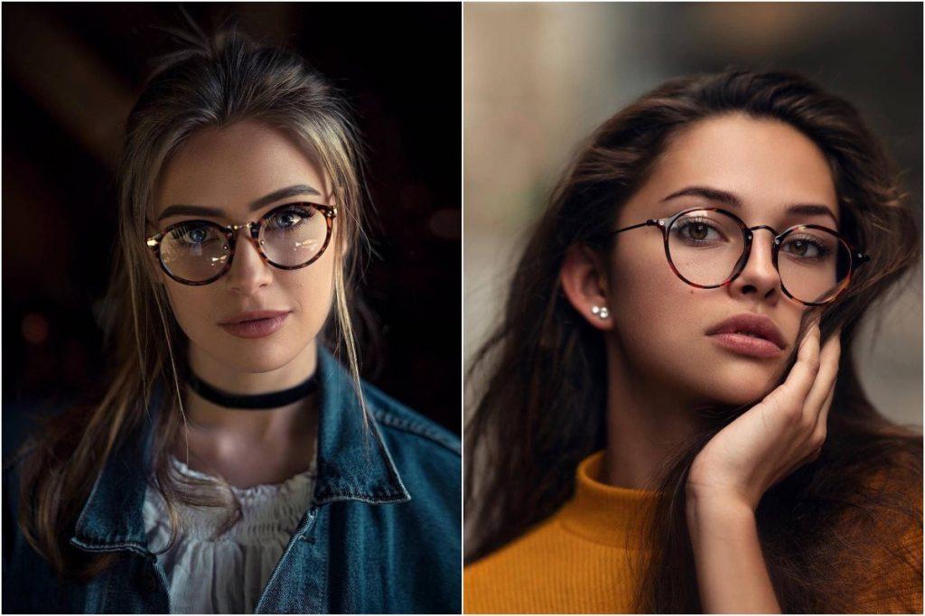 Glasses | 10 Ordinary Women's Fashion Statements That Men Find Sexy | Zestradar