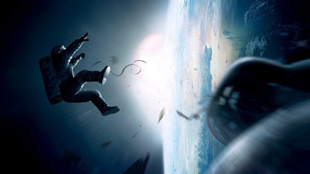 Гравитация | 10 самых переоцененных фильмов в истории кино| Zestradar