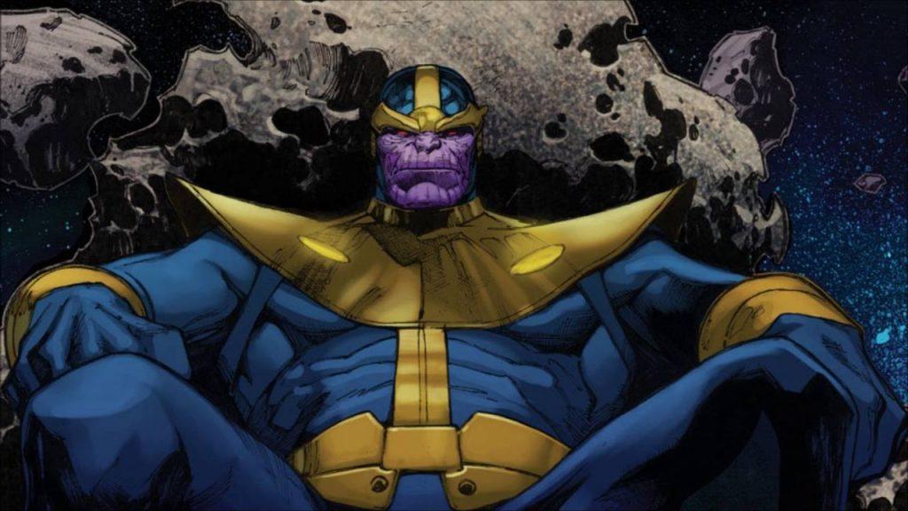 Thanos | 9 All-Time Great Marvel Villains | Zestradar
