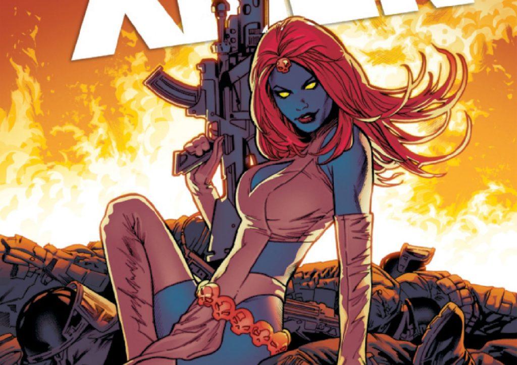 Mystique | 9 All-Time Great Marvel Villains | Zestradar