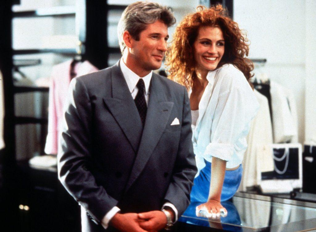 Эдвард и Вивиан, «Красотка» | 9 самых ярких пар в истории кино | Zestradar