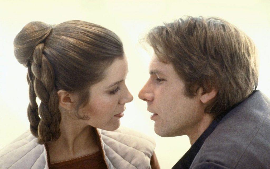 Хан и Лея, «Звездные войны»  | 9 самых ярких пар в истории кино | Zestradar