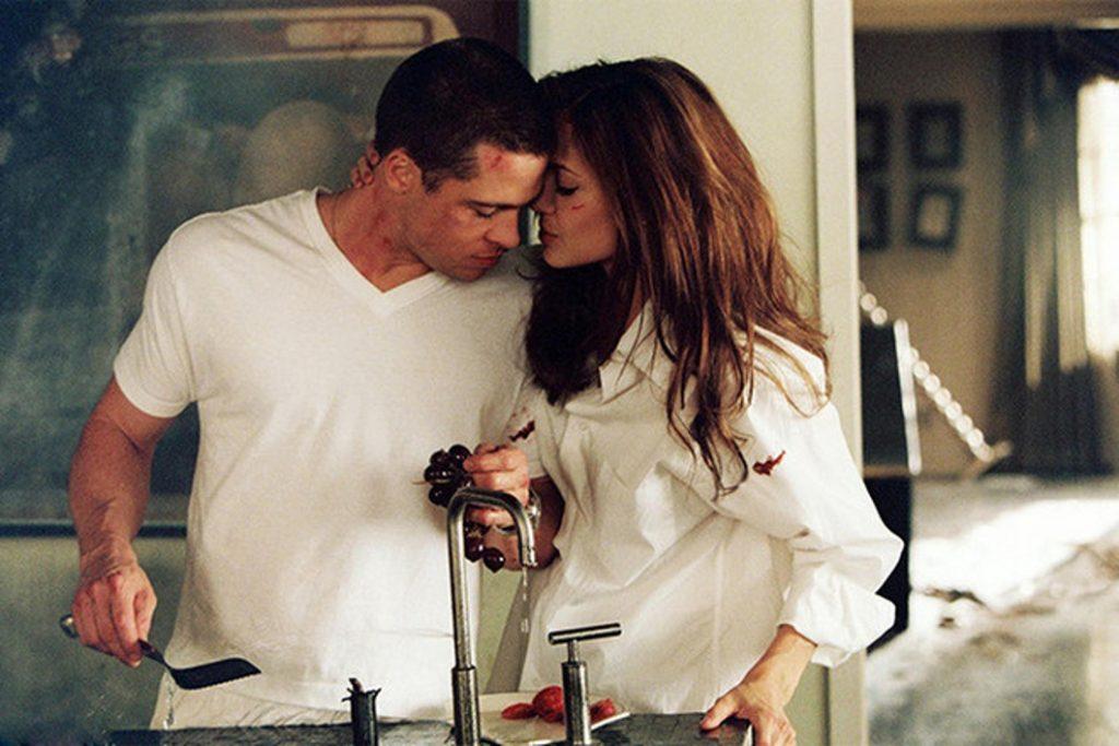 Джейн и Джон, «Мистер и миссис Смит» | 9 самых ярких пар в истории кино | Zestradar