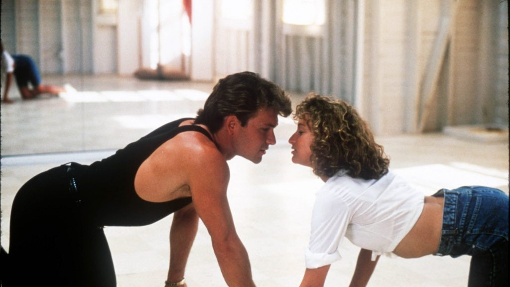 The story behind that surprise ending of the dirty dancing remake